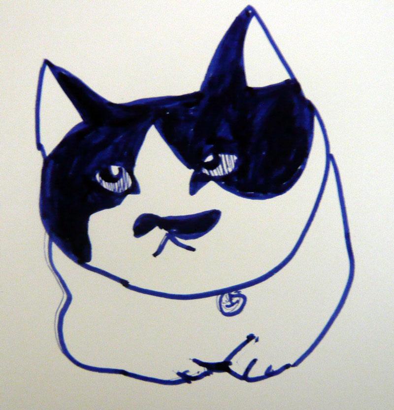 kagoneko painting 14